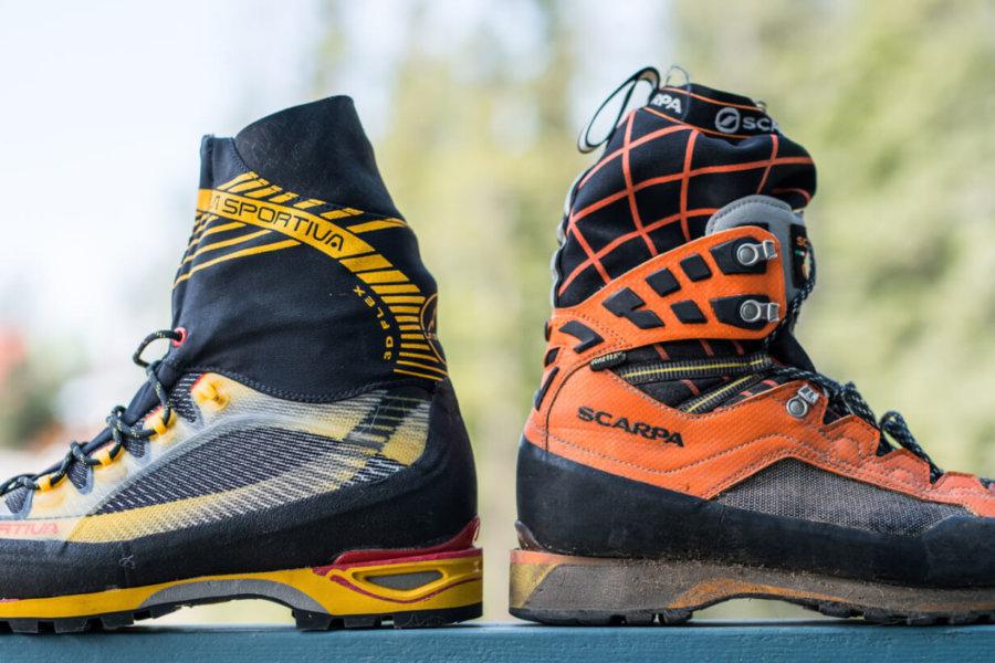 Jakie buty na Kazbek i Elbrus?
