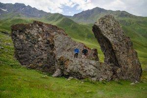 trekking Tuszetia