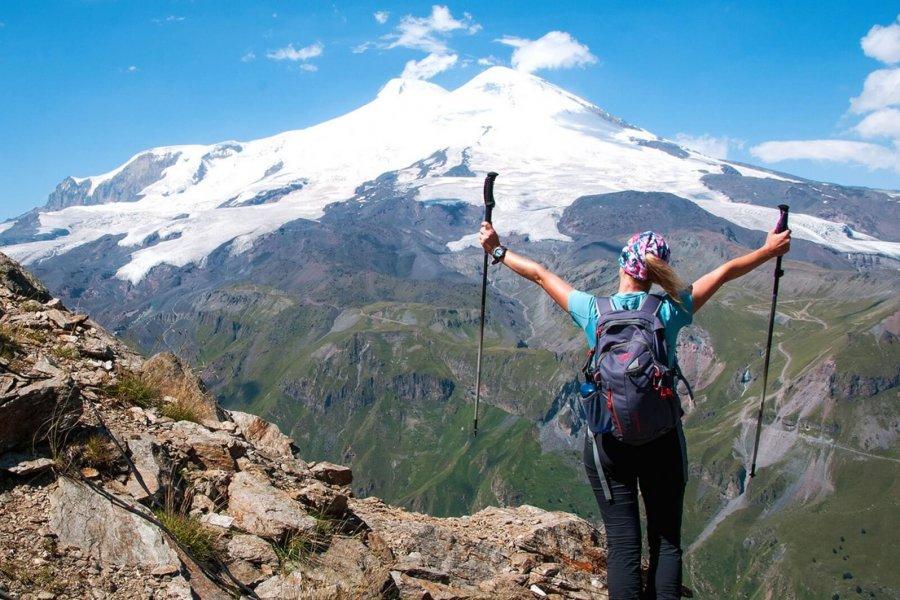 Wie sieht der eigentliche Aufstieg zum Elbrus aus?